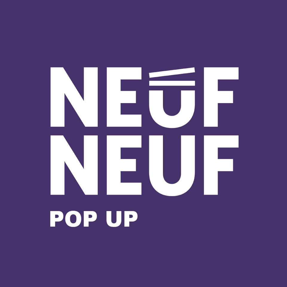 neufneuf Pop Up – Dresden